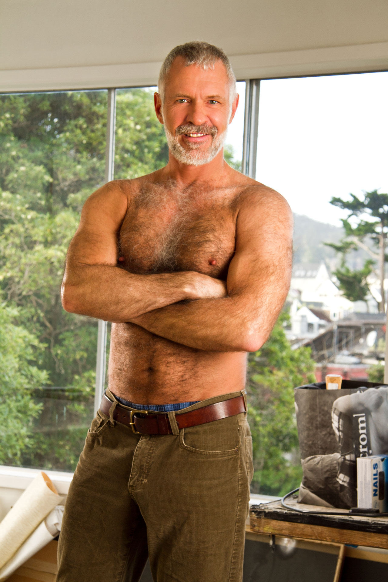 silverdaddies gay porn Free Old gay grandpa porno photos first time Young Isaac arrived porn tube  video online.