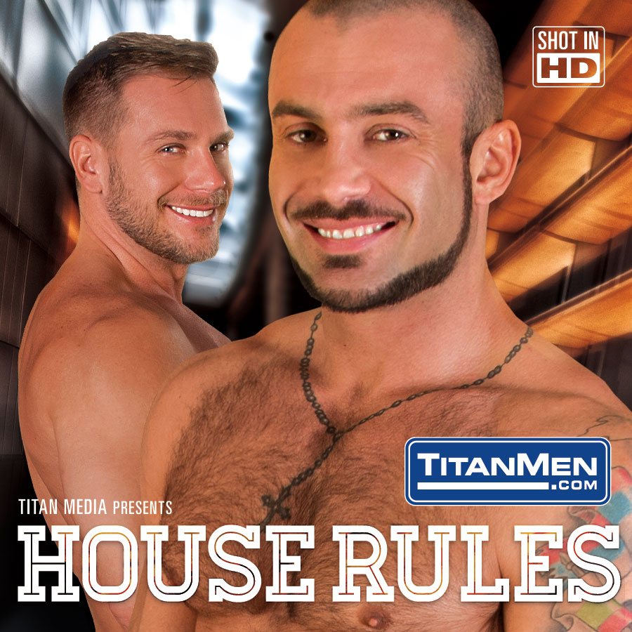 The Men of House Rules.