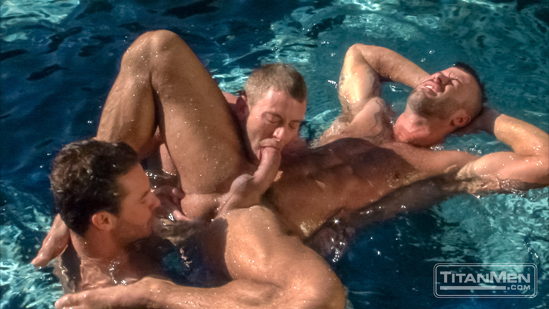 from Blake gay pool sex parties