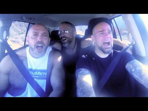 I Kissed A Boy. An ALL-NEW Titanmen Car Karaoke…
