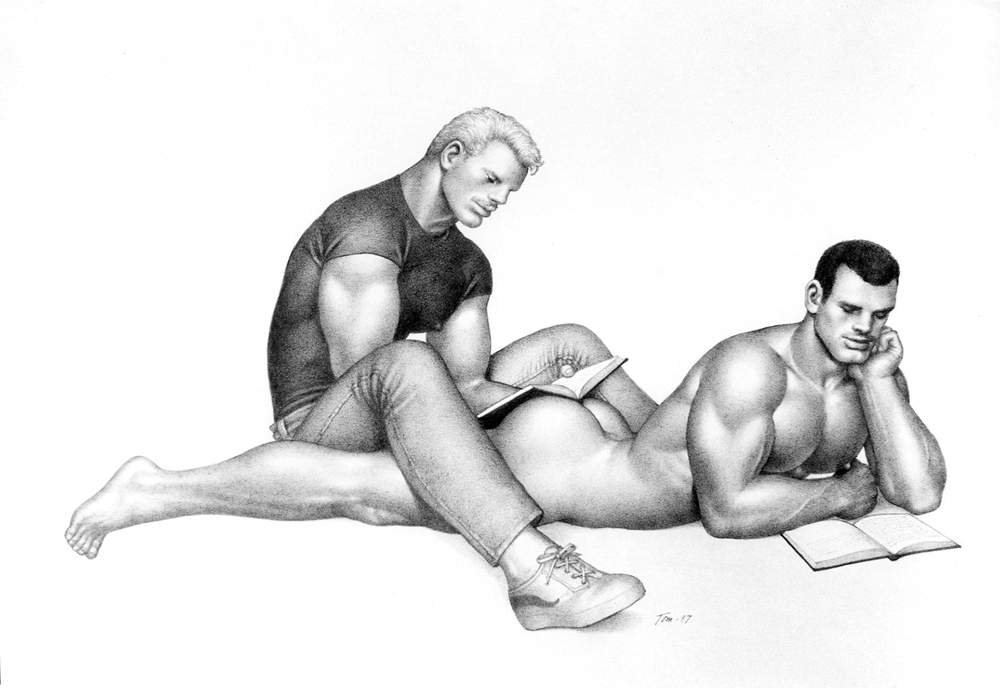 Tom of Finland Exhibit