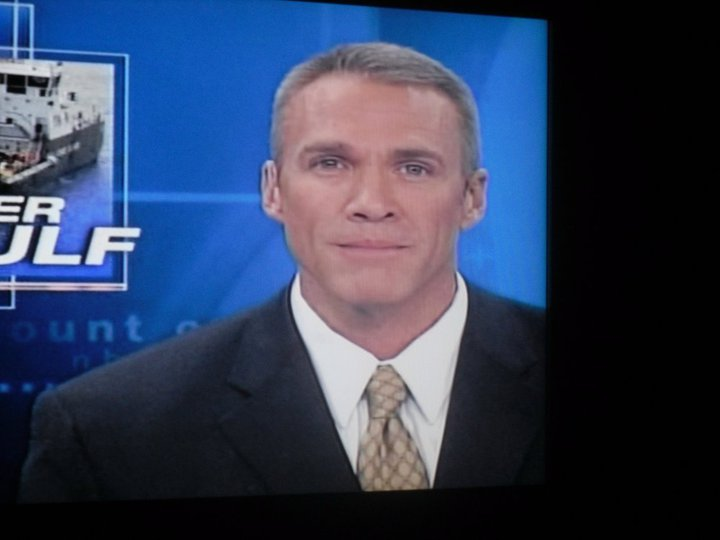 Dallas Steele News Anchor and Pornstar