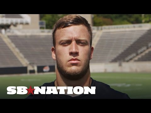 The Story Of Mason Darrow, Princeton Football's Gay Offensive Player