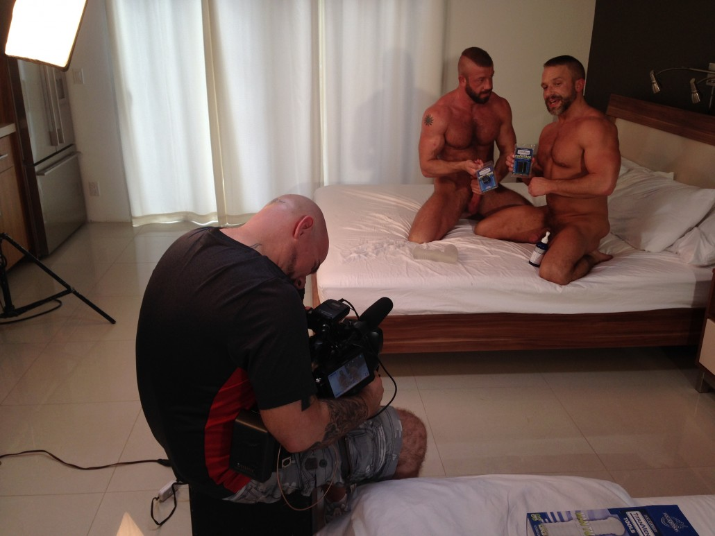 Dallas Steele TitanMen Pornstar