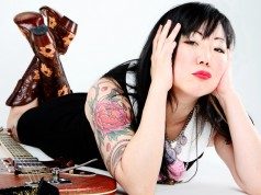 Comedian, actress and outspoken social rights activist Margaret Cho.
