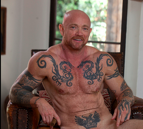 Buck Angel Transman Porn Star and Role Model