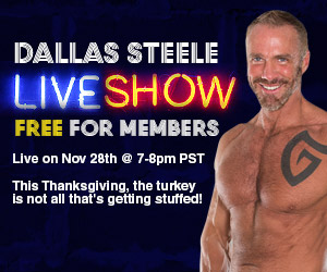 Dallas Steele Live