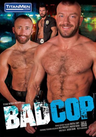 "Xbiz Nominated TitanMen Movie ""Bad Cop"""