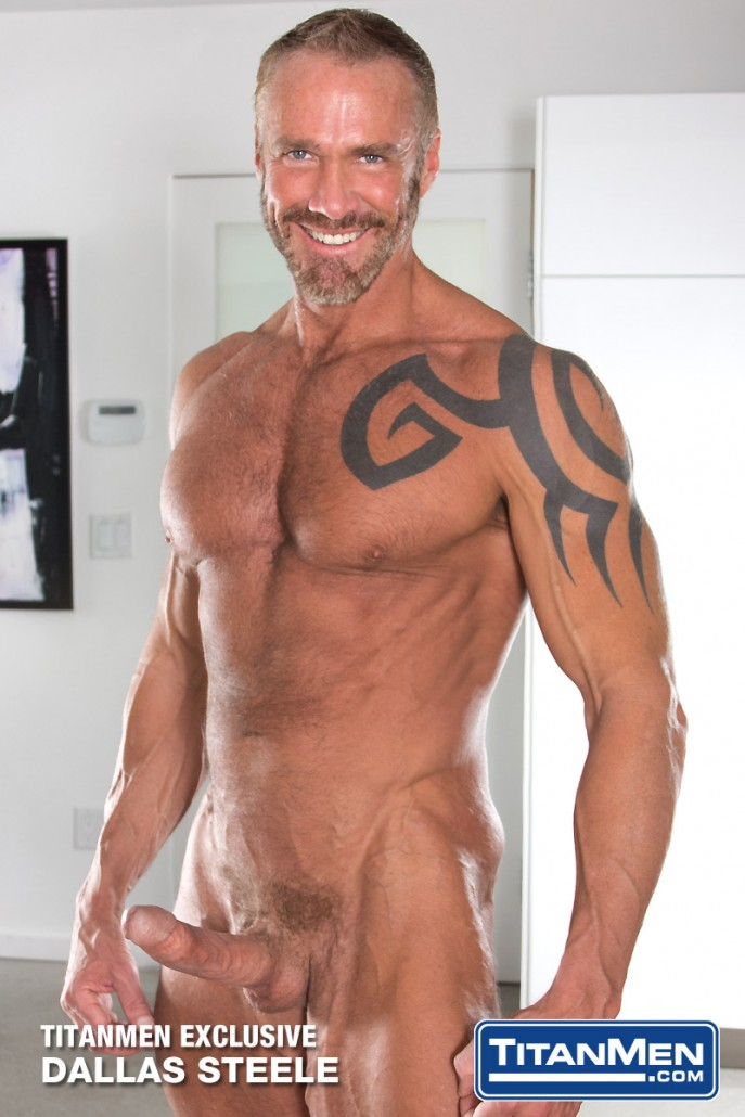 Dallas Steele Exclusive TitanMen Model