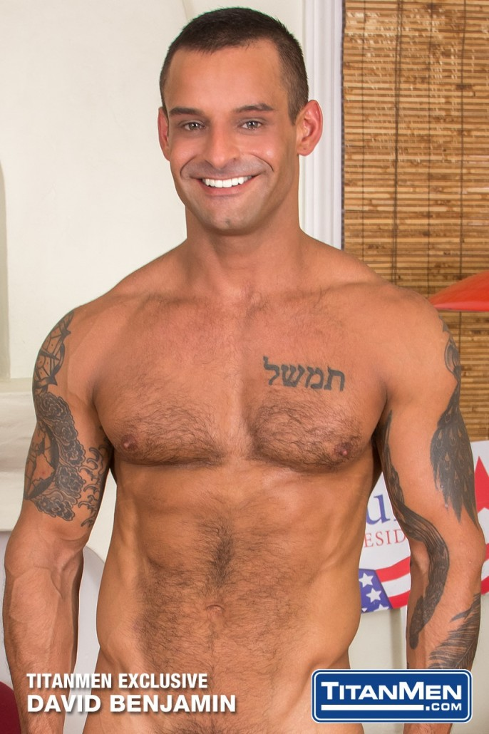 TitanMen Exclusive David Benjamin