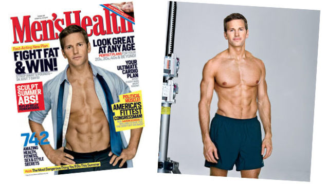 TitanMen Offers $1 Million in Monetary Assistance to Former GOP Congressman Aaron Schock