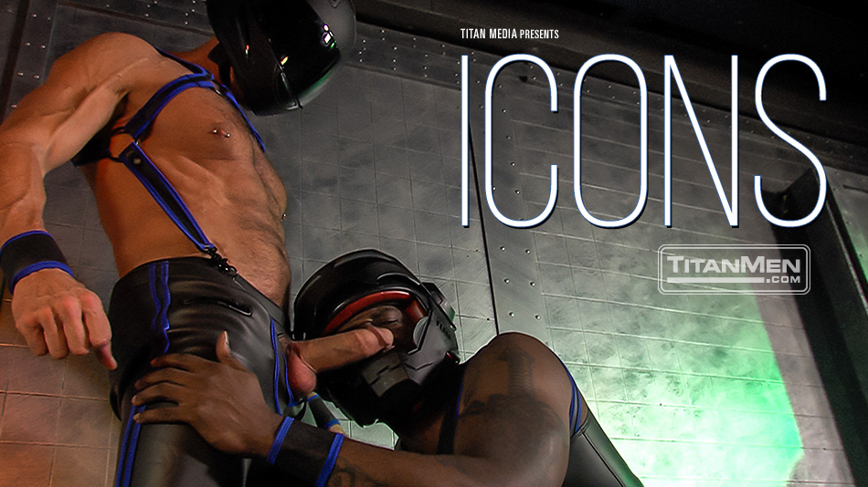Diesel Washington and Dallas Steele Star in ICONS