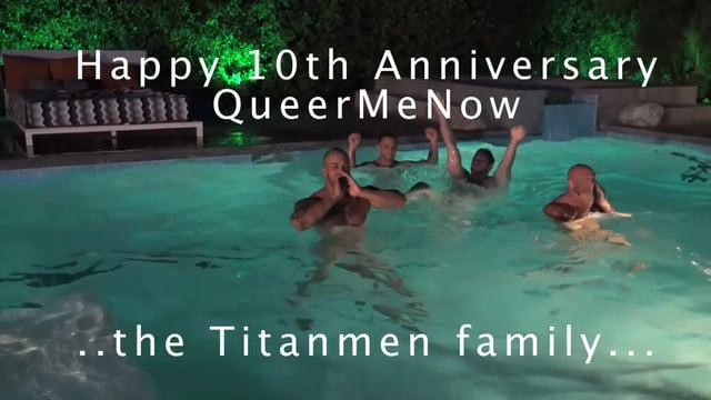 Happy Anniversary to Queer Me Now