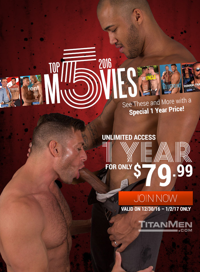 At least 2016 Gets A Happy Ending at Titanmen…