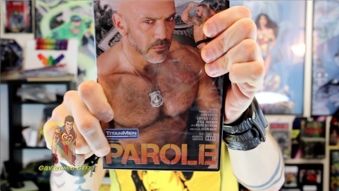 Gay Comic Geek reviews Parole