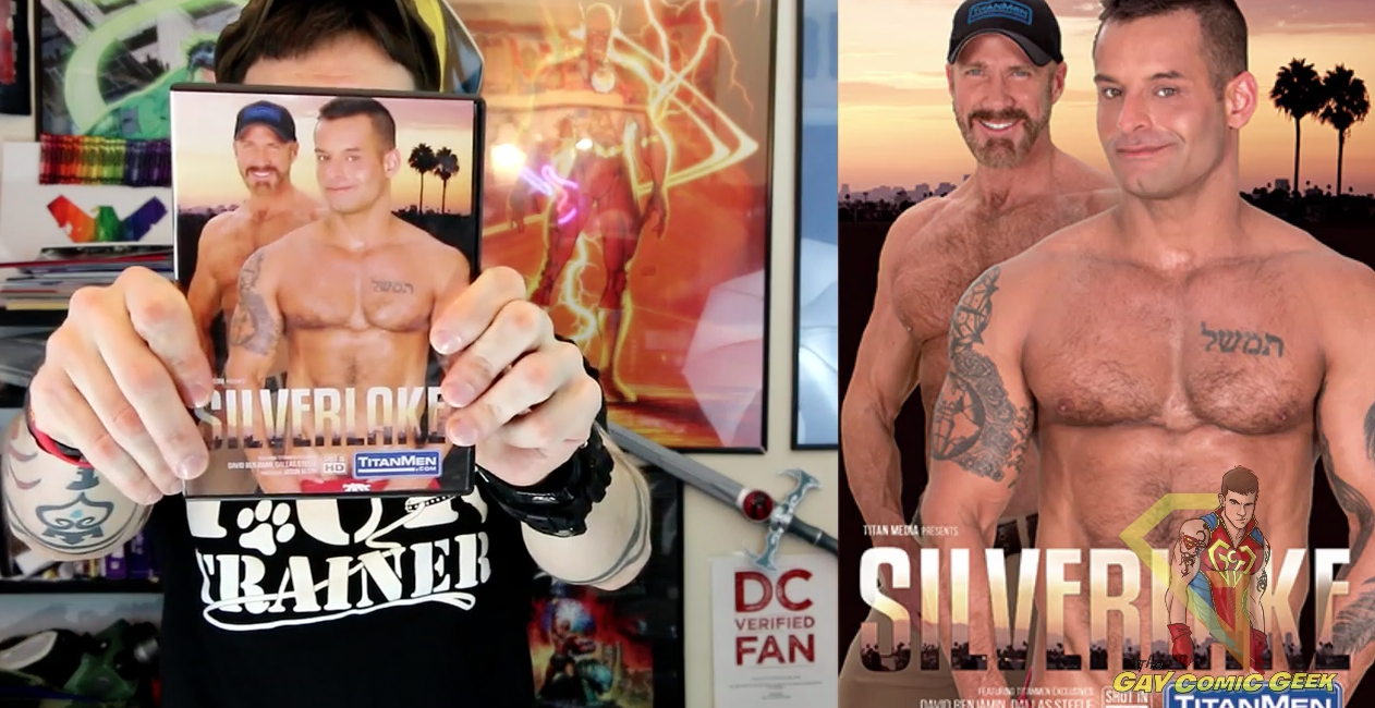 Gay Comic Geek reviews Silverlake