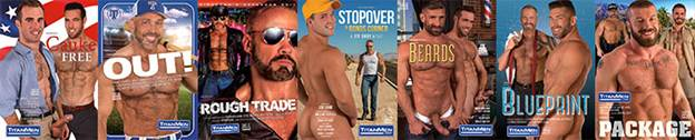 TitanMen Receives 42 Grabby Nominations