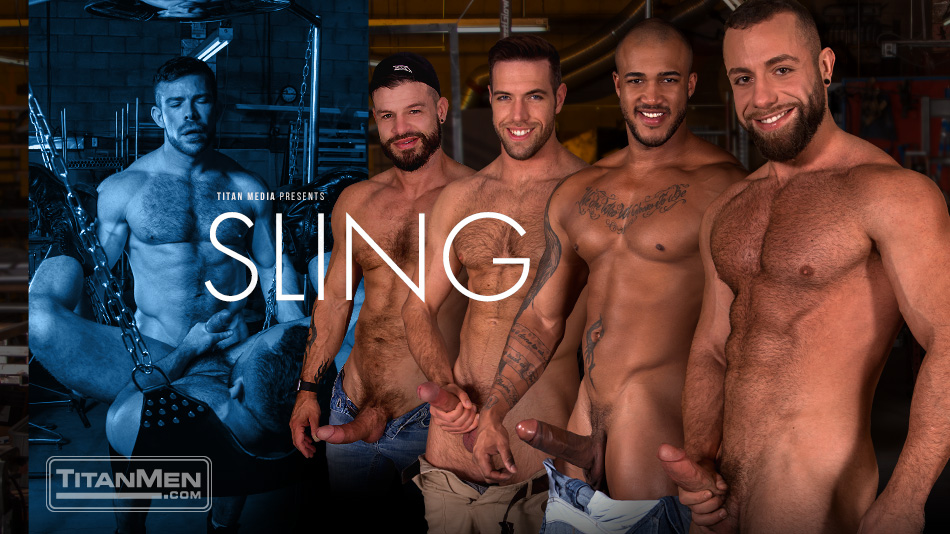 Titanmen Presents: SLING