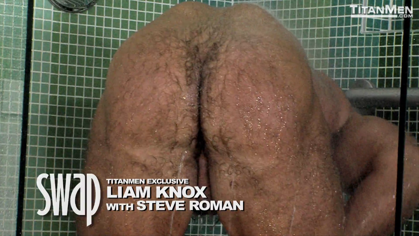 Liam Knox and Steve Roman
