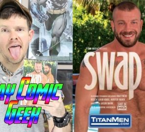 Gay Comic Geek reviews SWAP