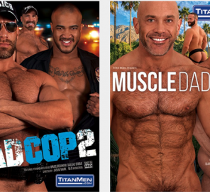 Get Arrested by Dallas Steele in Bad Cop 2! Pre-Order NOW!