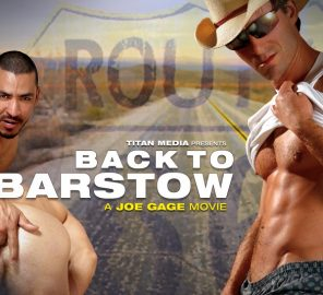 Titanmen Classics: Back To Barstow
