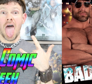 Gay Comic Geek Reviews: BAD COP 2!