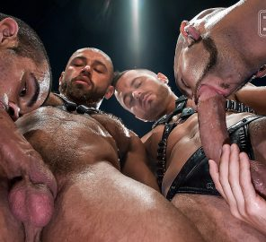 Titanmen's Mega-Hit Folsom Filth... remastered in stunning 1080HD.